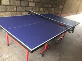 Table Tennis (indoor and outdoor)