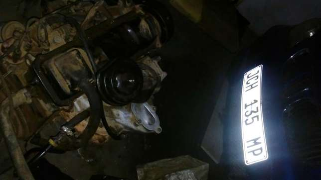 Vw 1.8 curb engine jetta,golf 1-3 Pullens Hope - image 6