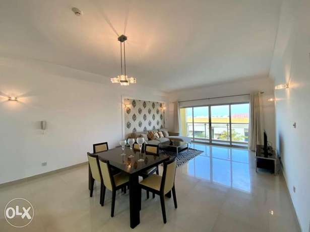 Spacious 2BR apartment for rent/pools/gym/wifi/balcony/inclusive/ewa