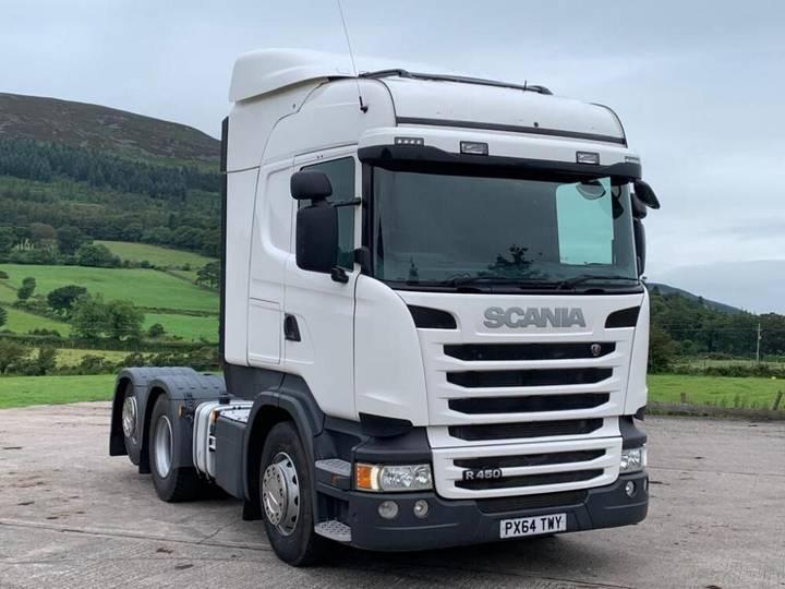 Scania R450 - 2014
