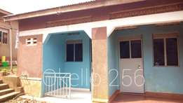 Simple dwelling self contained double in Bweyogerere at 250k