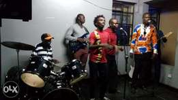 live performance band