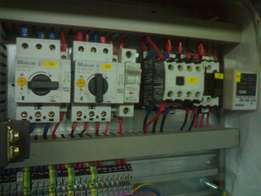 Electrical services and maintenance