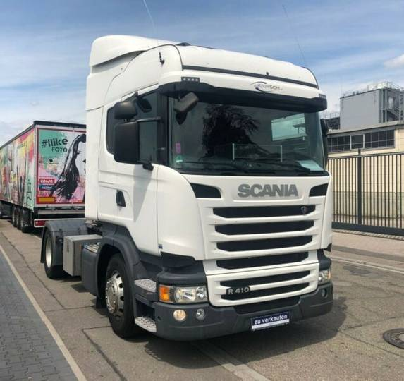 Scania R410LA4X2MNA Highline/Euro6/SCR Only!! - 2014