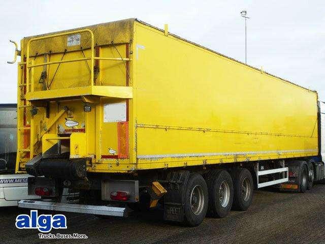 Pacton Txl 339, 60 M³., Bandwagen, Restlosentleerer! - 2008