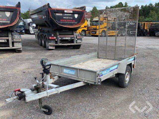 reko  1000 sg 1-axel flatbed  - 02 light  for sale by - 2019