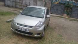 Passo KCM Year 2010 beige or gold with alloy fully loaded 480,000/-