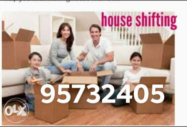 Movers transport services and packing