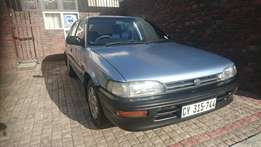 Toyota Conquest 160 RS for sale - VERY LOW KM'S!
