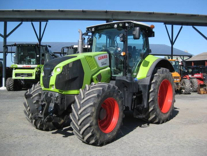Claas axion 830 cebis t4i - 2013