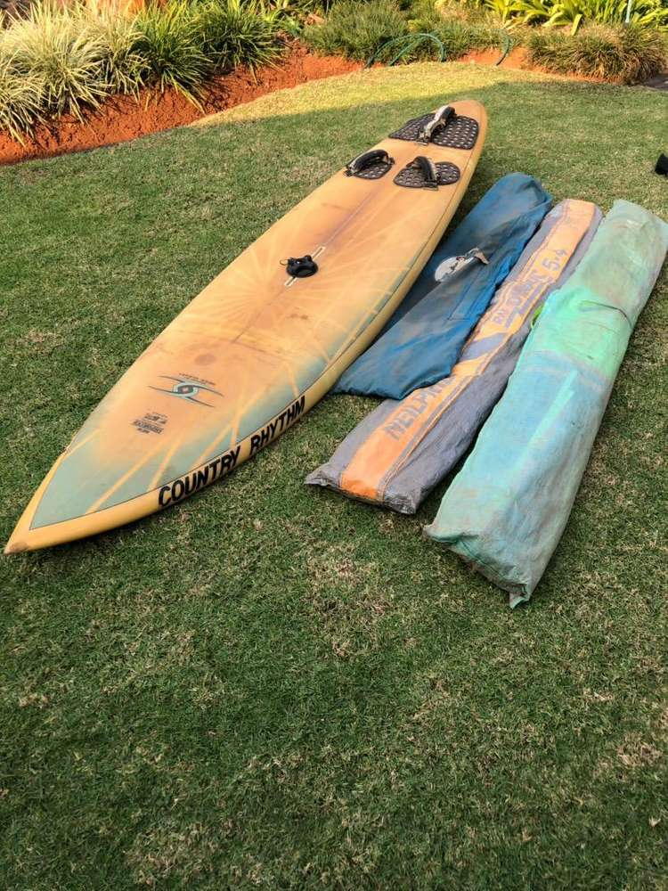 Windsurfer - Classified ads in Sports & Outdoors | OLX South