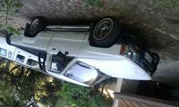 Selling 1989 Toyota hilux in fair condition