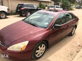Full option 2005 Honda Accord with Dvd (ONLY TODAYS DEAL)