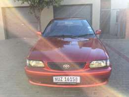 Toyota tazz on sale 14 000cash