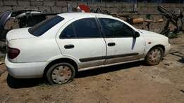 Stripping For Parts Almera