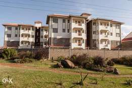 An Exclusive Apartment for Sale within Kivulini Estate in Thika