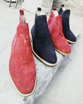 hand made chelsea boots for