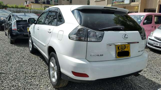 Lexus harrier fully loaded for sale Hurlingham - image 2