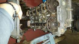 nissan RS20 engine