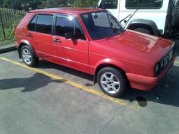 Golf 1 Chico For sale or Swop