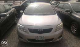 Mint 2009 Toyota Corolla for sale.