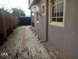 Renovated 2 bedroom in a block of flat baruwa lagos