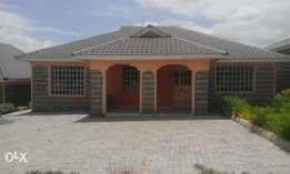 A nice 4 bedroom all en suite in Ongata Rongai.