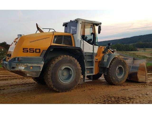 Liebherr L 550 - 2013 - image 3