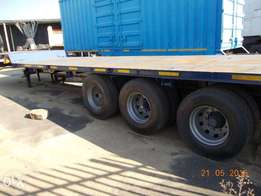 Tri axel trailers for sale
