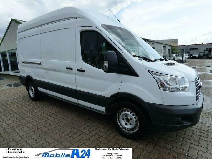 Ford Transit 350 L3 2,2 Trend 2,8To. Anh. Klima Tempo - 2014