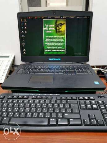 Laptop( Gaming) Intel(R) Core(TM) I7-4800MQ CPU-RAM 32.0 GB