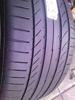 245/40/R17 on special for sale in a good condition