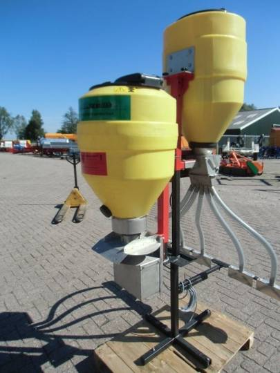 Turbo 5 universele pneumatic seed drill