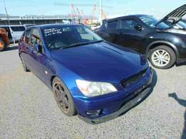 Altezza for quick sale,swapping with cars and cash is allowed