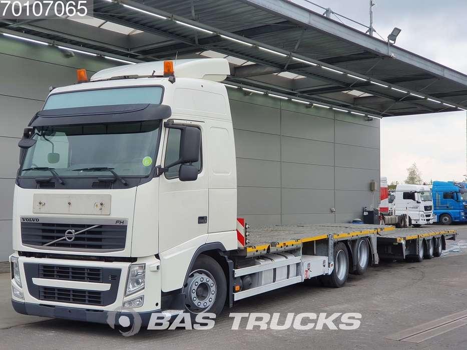 Volvo FH 420 6X2 VEB+ Liftachse Euro 5 - 2014