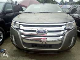 Limited edition Toks 2013 ford edge. Direct tokunbo