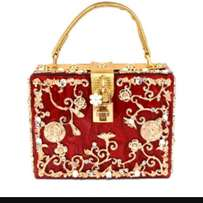 Original dolce & gabana ceramic clutch