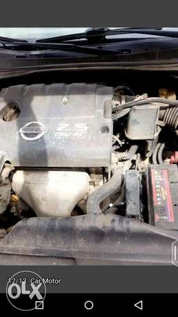 Sharp 4 plugs Nissan Altima 2005 model for sale Ikeja - image 8