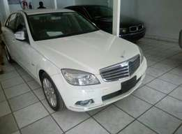 Mint Condition Mercedes Benz C200