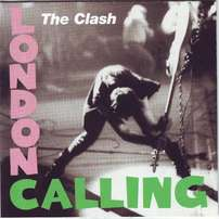 The Clash - London calling (remastered) (CD)