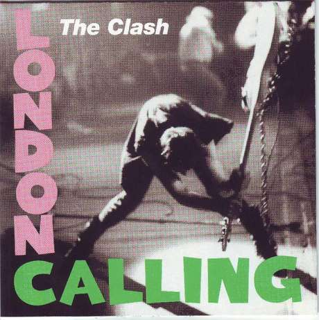 The Clash - London calling (remastered) (CD) Plumstead - image 1