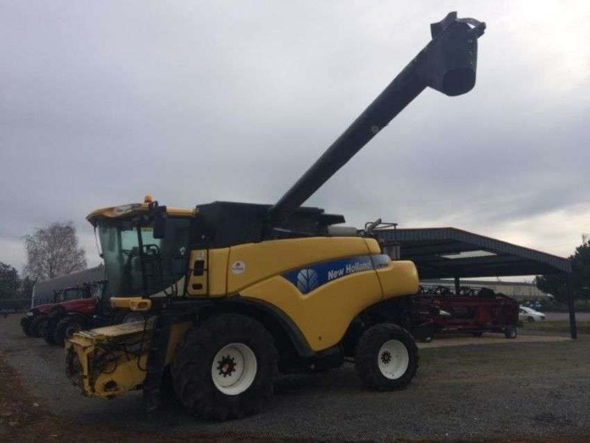 New Holland Cr 9060 - 2006
