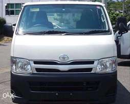 New Toyota Van for Annual Lease