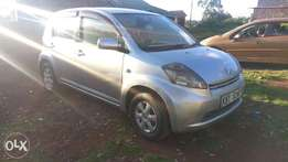 Toyota Passo on sale at 380k