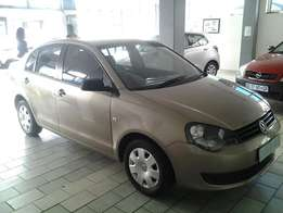 2014 vw polo 1.4 sedan for sale R100 000