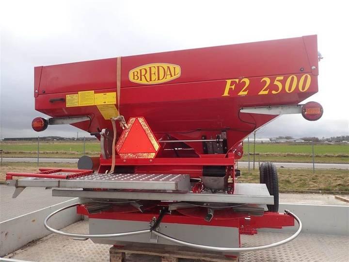 Bredal F2 - 2500 L - 2019