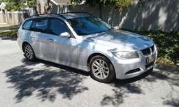 2007 bmw 3 series sedan - very good condition