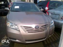 Super clean uk used toyota camry 2007