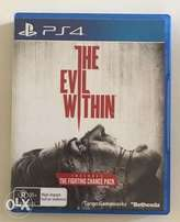 the evil within on ps4