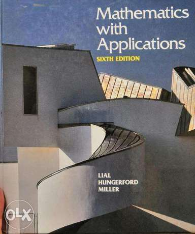 Mathematics with Applications 6th Edition